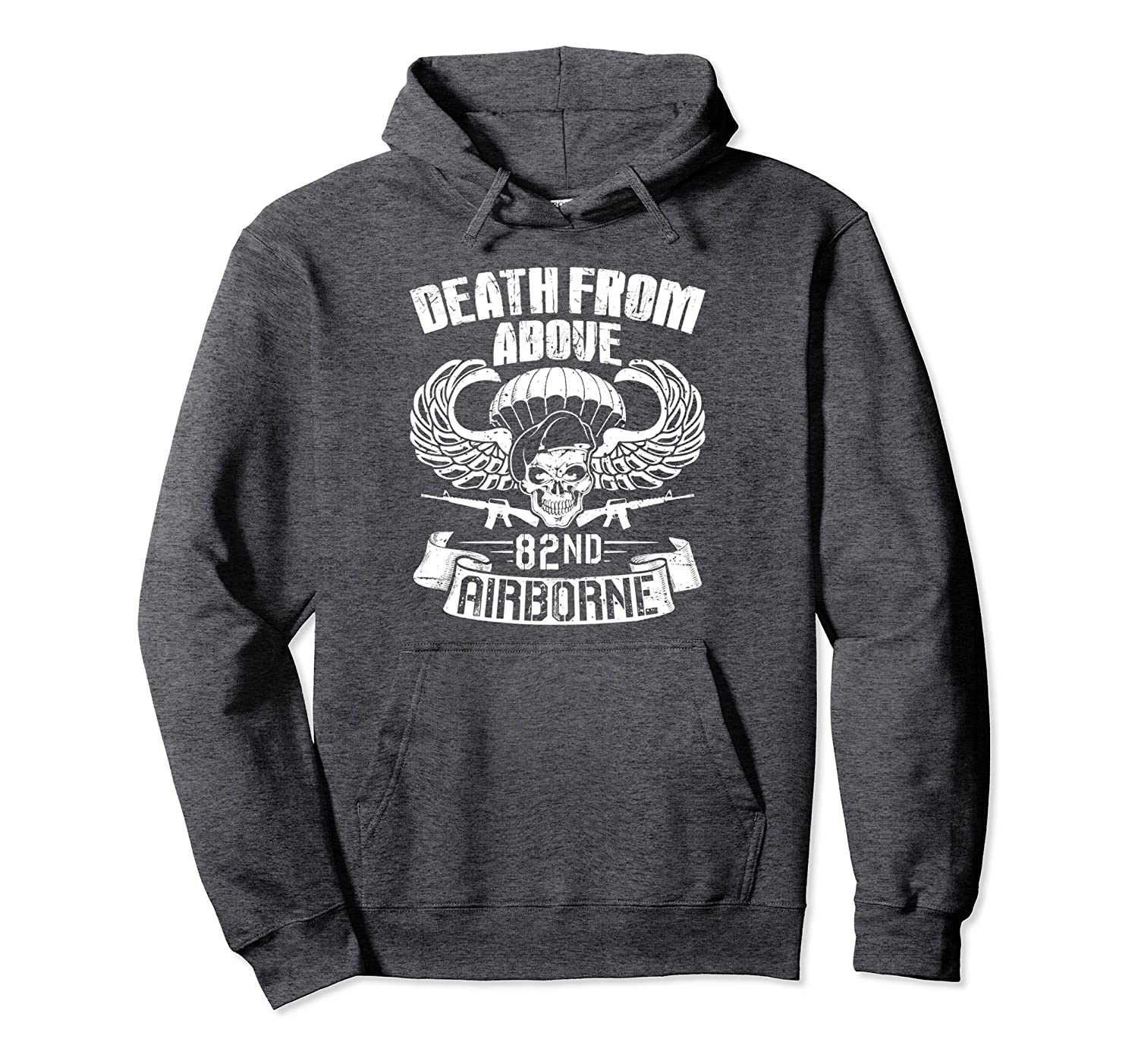 Death From Above 82nd Airborne Division Hoodie-TH
