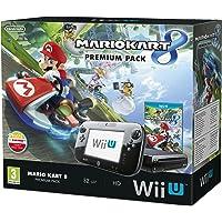 Nintendo Mario Kart 8 Wii U Premium Pack - videoconsolas (Wii U, IBM PowerPC, AMD Radeon, SD, 802.11b, 802.11g, 802.11n, Negro)