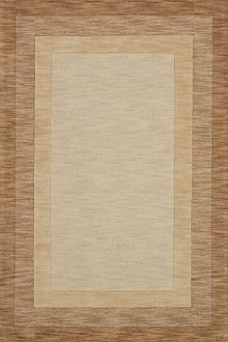 Loloi Rugs Hamilton Collection Transitional Area Rug, 3 -6 x 5 -6 , Beige