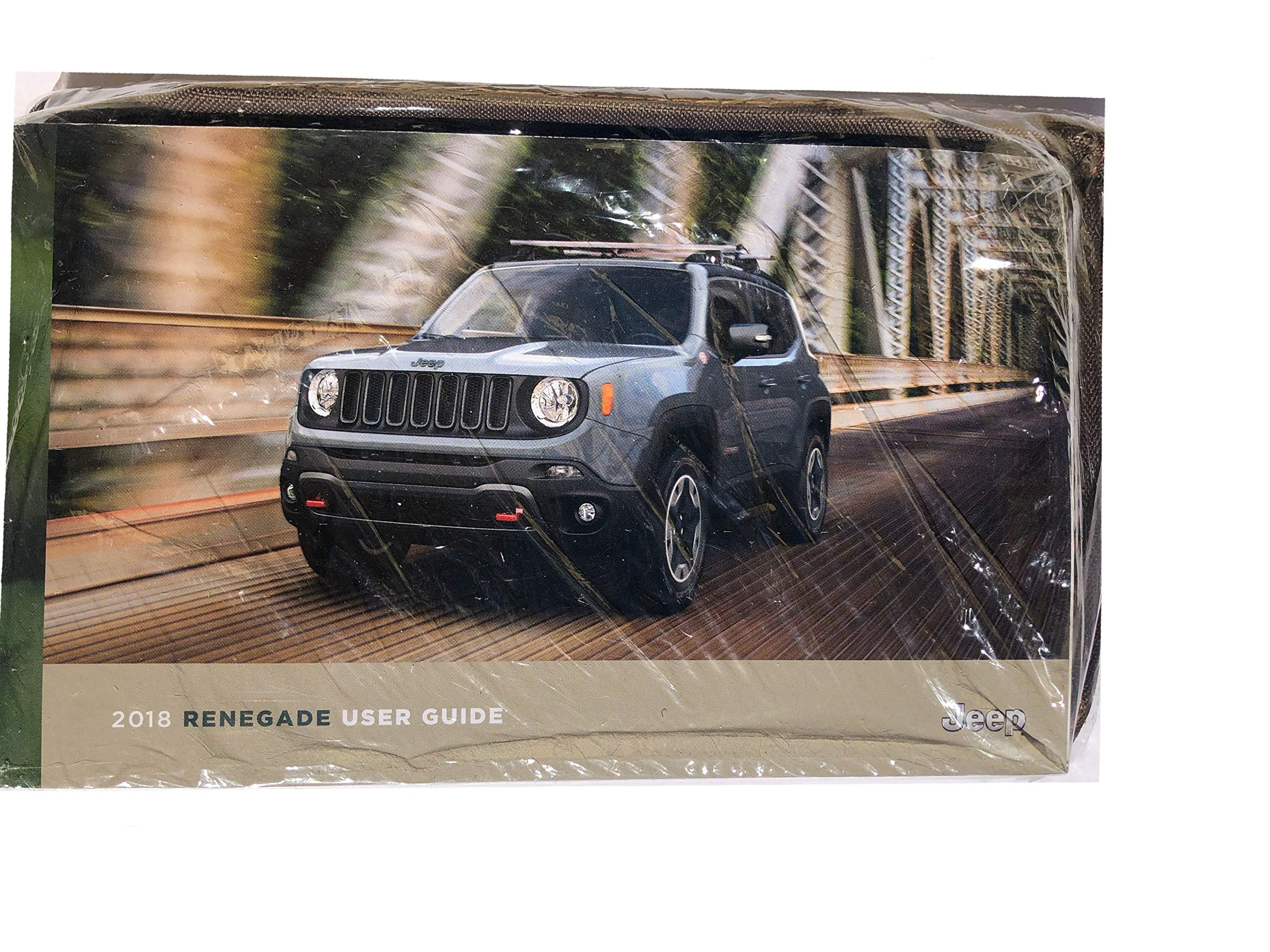2018 Jeep Renegade Owners Manual