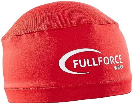 Full Force Gorra (Skullcap) Futbol Americano, Rojo: Amazon.es ...