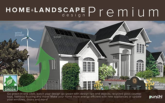 Punch Home Landscape Design Premium V19 Review Flisol Home