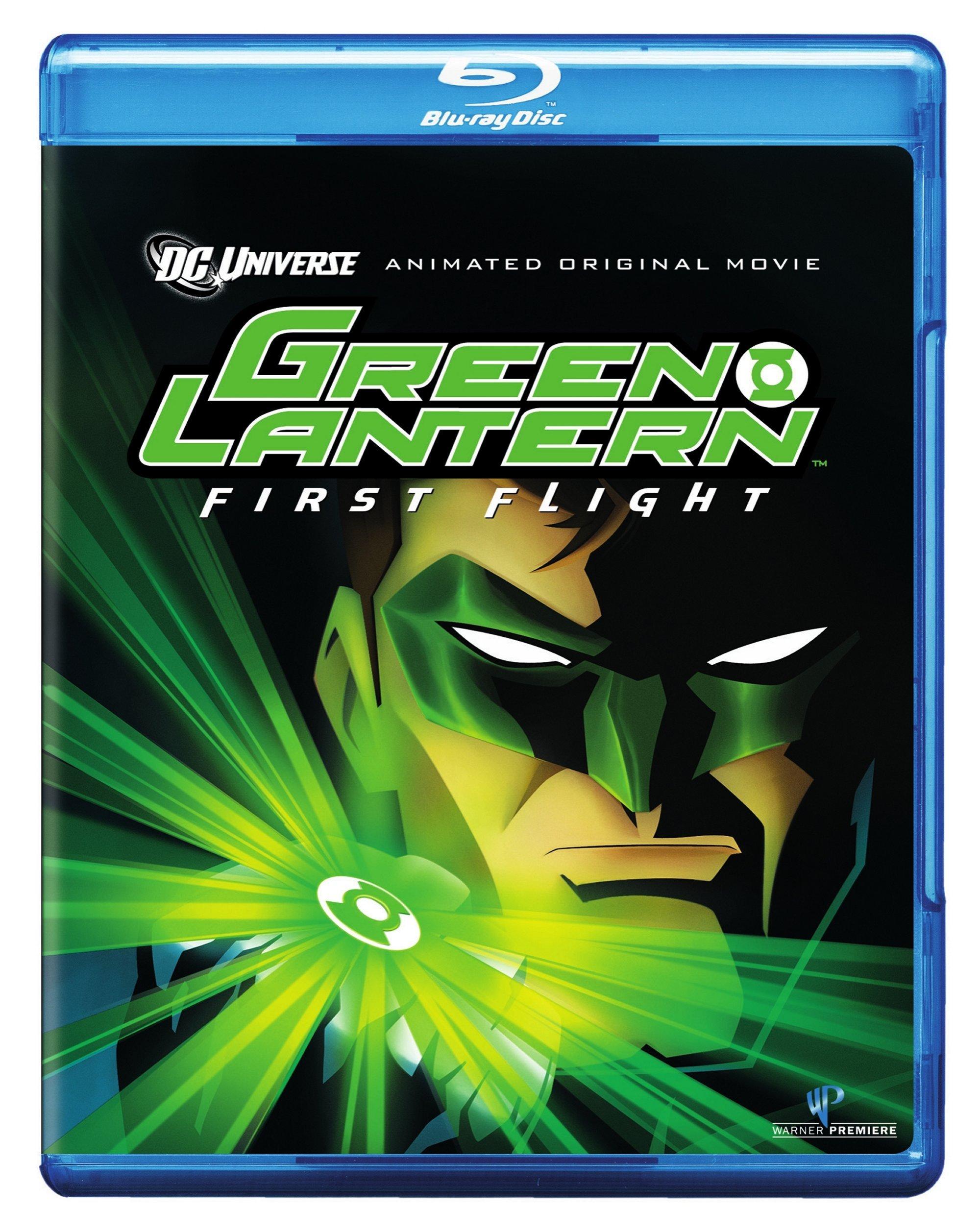 Blu-ray : GreenLantern:FirstFlight