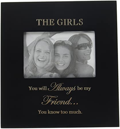 amazon com infusion gifts 3015 lb the girls engraved photo frames