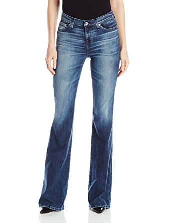 Big Star Women's Bella High Rise Flare Jean at Amazon Women's ...