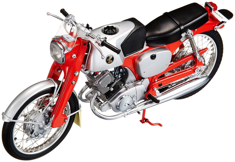 EBBRO - HONDA CB92 (Red) (Diecast model) (japan import)