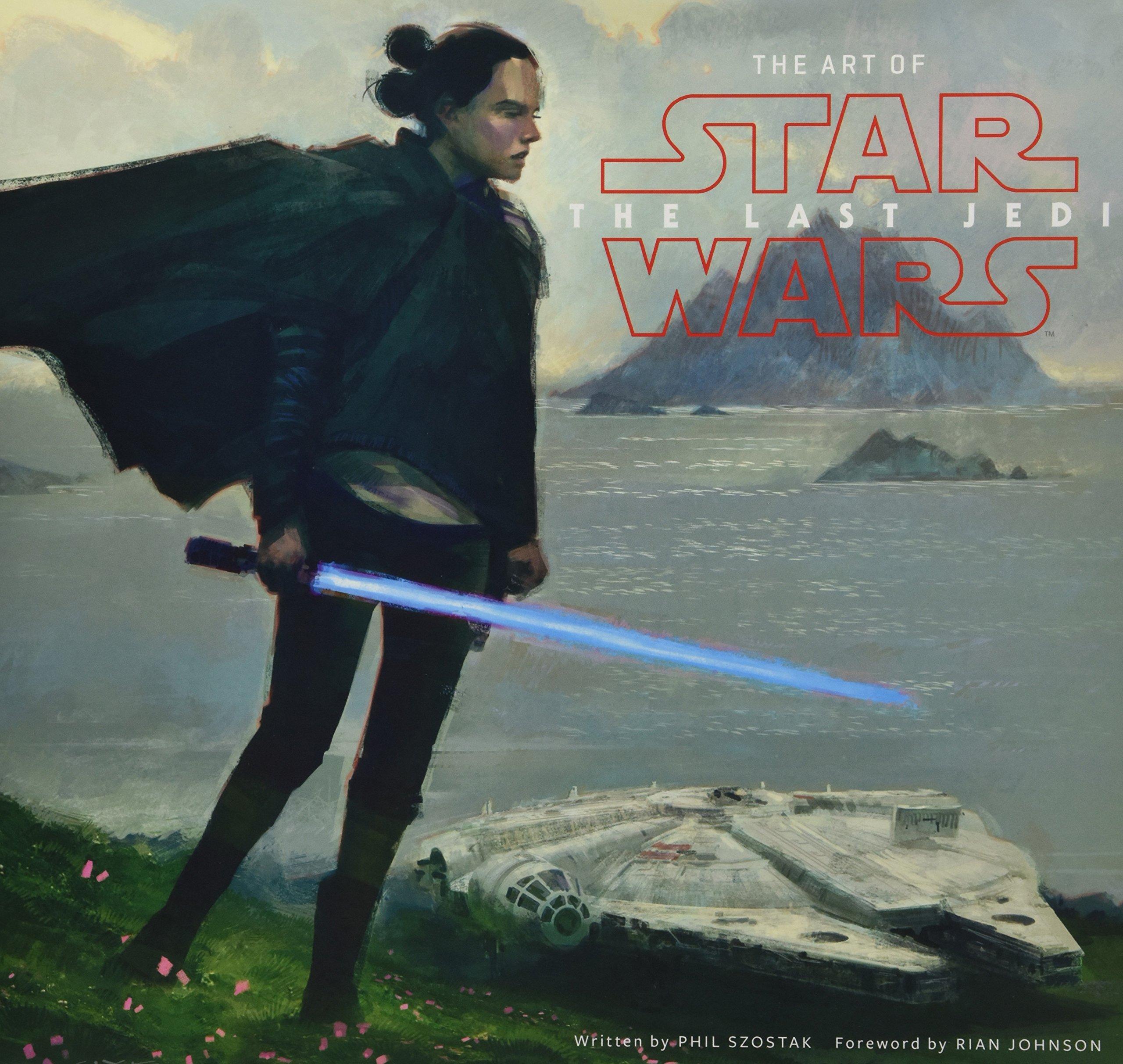 The Art of Star Wars: The Last Jedi PDF