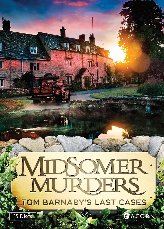 Midsomer Murders Not In My Backyard House