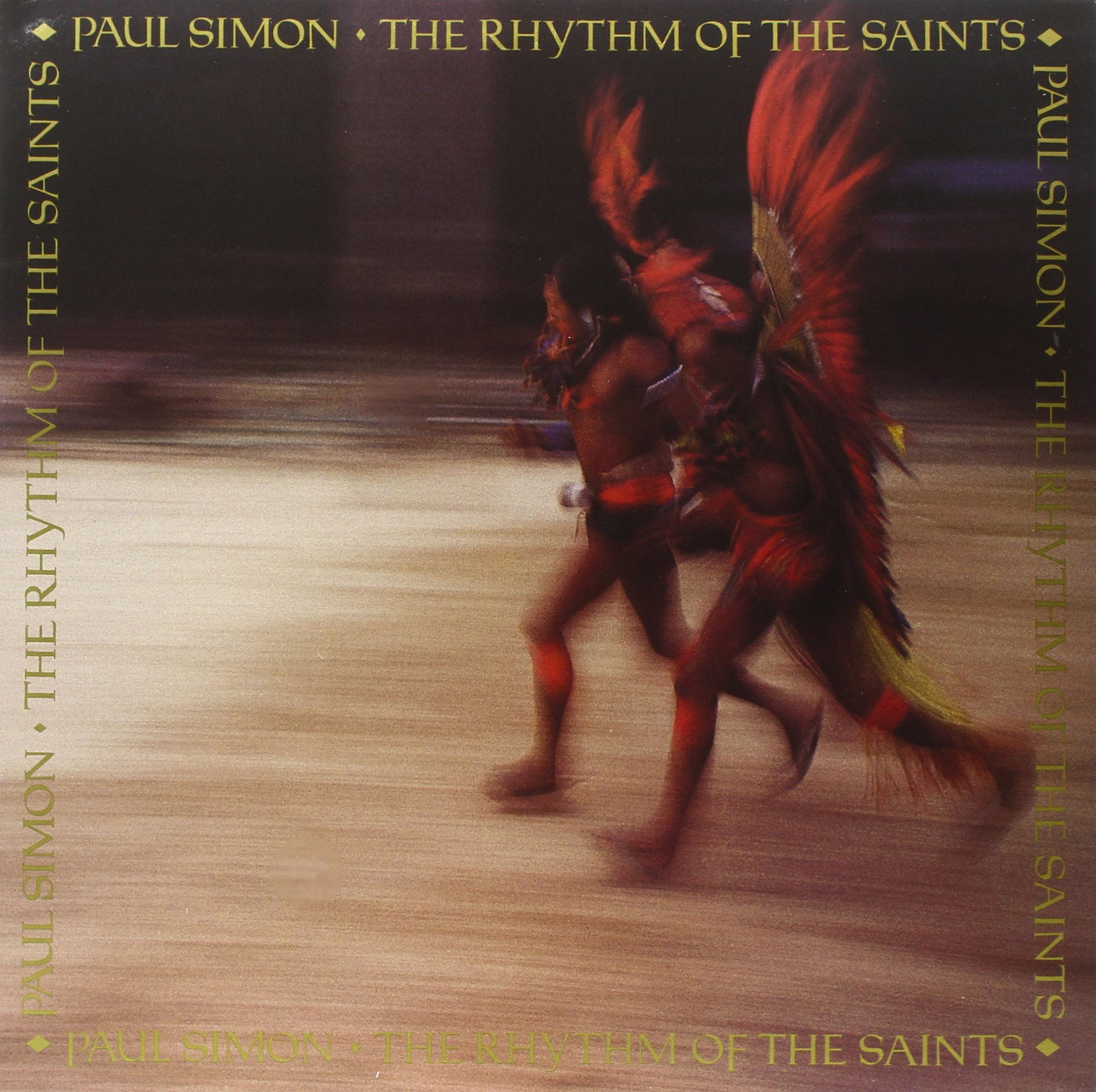 The Rhythm of the Saints by WARNER BROS