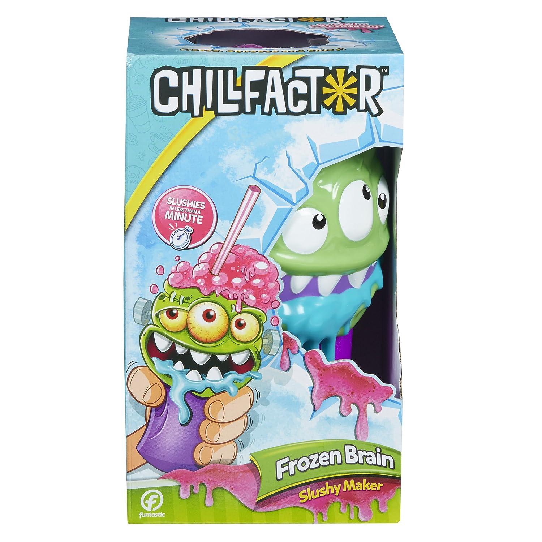 Chill Factor CF0068 'Brain Freeze Slushy' Playset Character Options