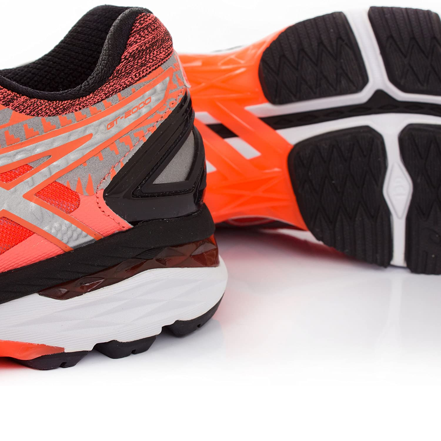 Details about ASICS GT 2000 4 LITE SHOW PLASMAGUARD WOMENS RUNNING TRAINERS T6F9N 0693 NEW