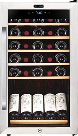 whynter wine cooler reviews