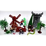 Wizarding World HARRY POTTER Play Set Featuring Random Harry Potter and Friends Figures and Accessories
