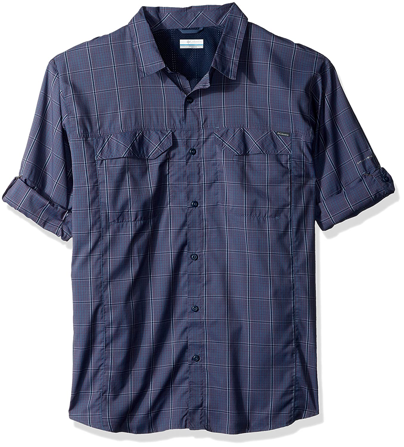 ca4e8de9afc The Silver Ridge Lite Plaid is a champion of the daily grind. It has the  classic look of a dress-casual button up, including flip closed chest  pockets.