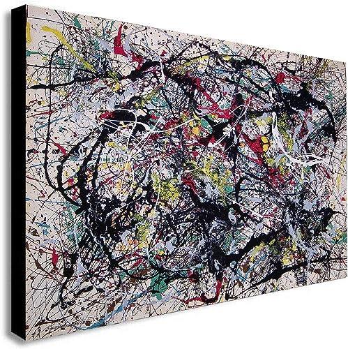 Jackson Pollock Number 34