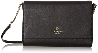 87b7e6f05 Amazon.com: Kate Spade New York Charlotte Street Alek Leather Cross ...