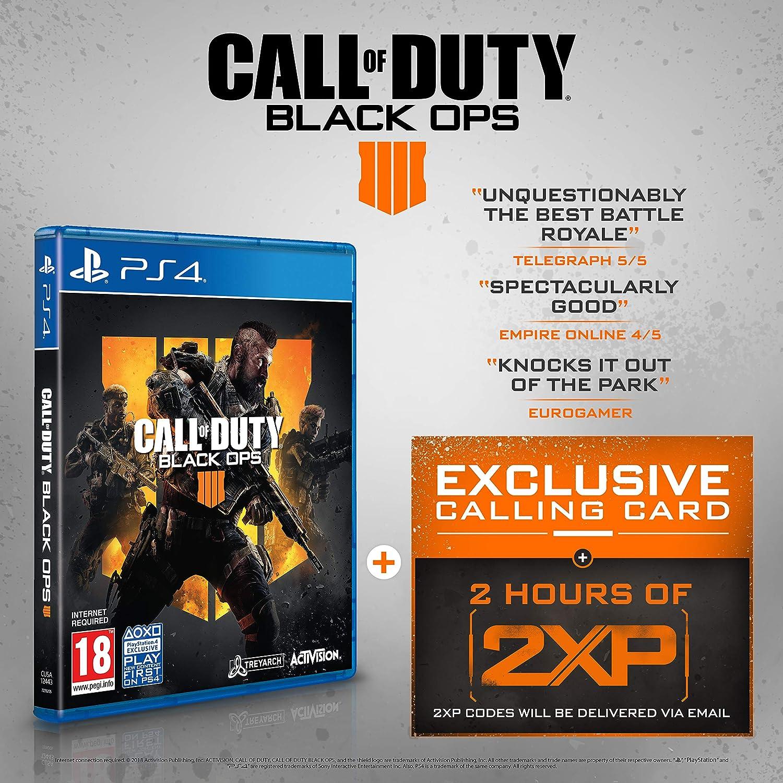 Call of Duty: Black Ops 4: Amazon.es: Videojuegos