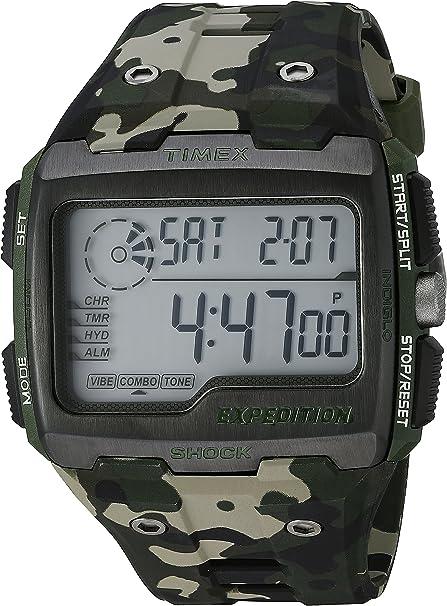 Timex Reloj para Hombres de Cuarzo TW4B