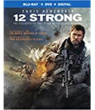 12 Strong (Blu-ray + DVD + Digital Combo Pack)