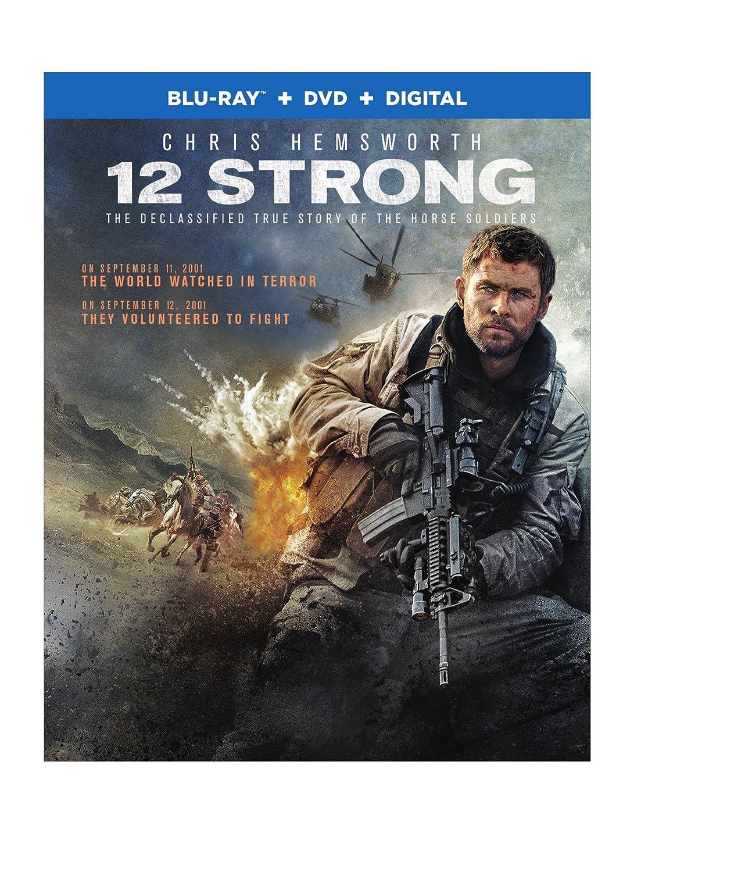 Amazon.com: 12 Strong (BD) [Blu-ray]: Nicolai Fuglsig, Andrew Kosove, Jerry  Bruckheimer, Molly Mickler Smith, Broderick Johnson, Thad Luckinbill, Chad  Oman, ...