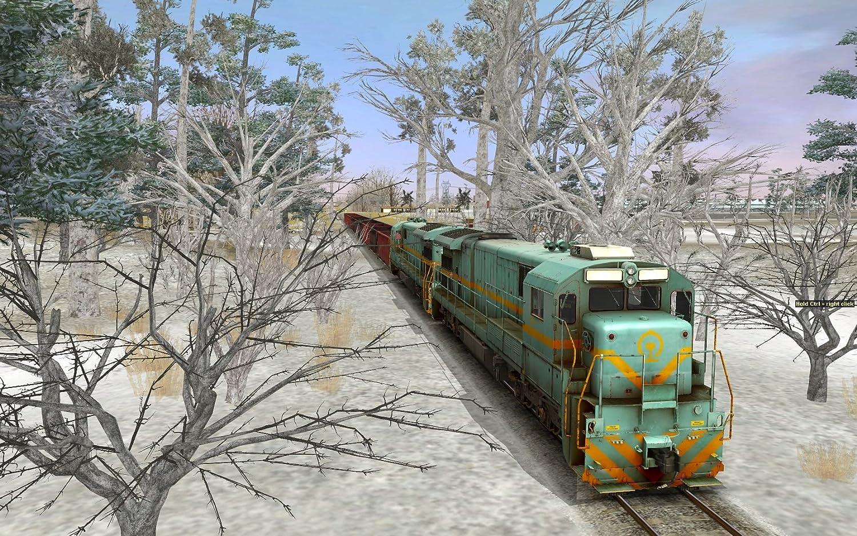 Amazon com: Trainz Simulator 2010: Engineers Edition