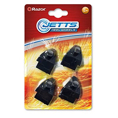 Razor Jetts Spark Replacement - 4 Pack : Sports & Outdoors [5Bkhe1206445]
