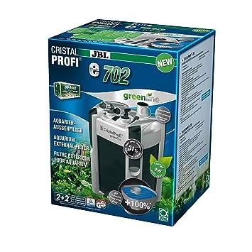 JBL Filtro Cristal Profi E702 Greenline para acuariofilia 700 L/H