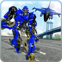 Air Plane Robot War: F 16 Air Force Fighter Jet Robot Games. Fly US Airforce F 22 Raptor Jet Plane in Best Airplane Games. Do Real Robot Transformation & Robot Battle in Sky Force War Plane. Enjoy Air Strike Robot Fighting Action Games For Kids