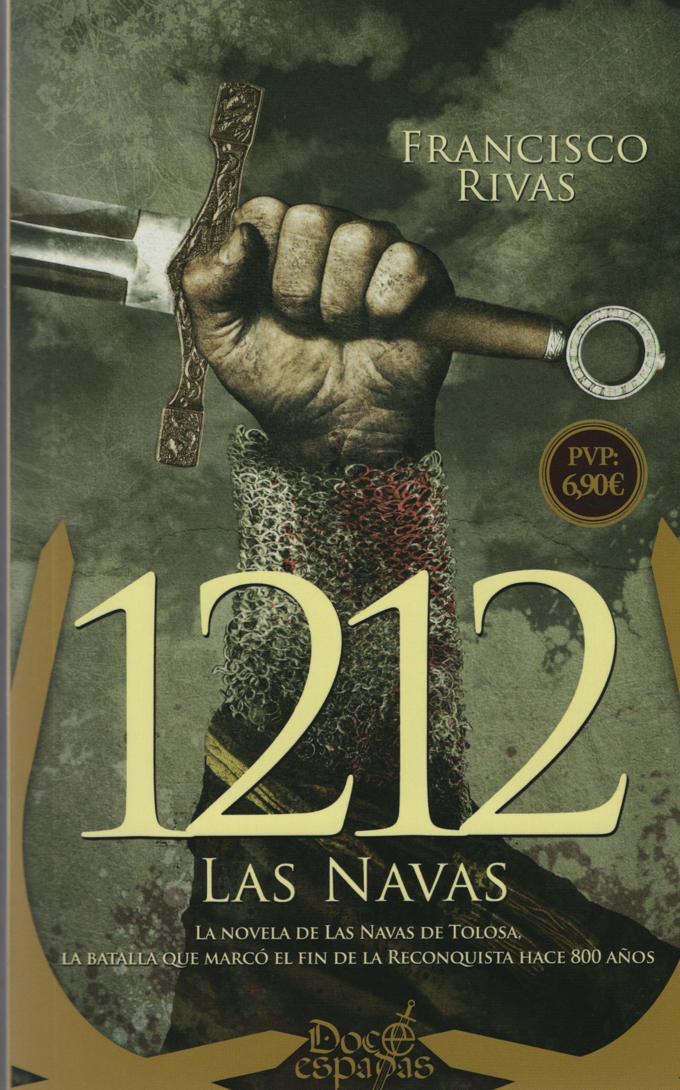 1212 (Doce Espadas): Amazon.es: Rivas Moreno, Francisco: Libros