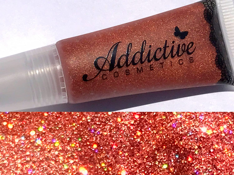 Addictive Cosmetics グリッターリップグロス アブラカタブラ リップジャンキー-濃密&リッチ-べたつかない、ヴィーガンフレンドリー&クルーエルティーフリー処方-アメリカ製 4 ml B073W6W8JP