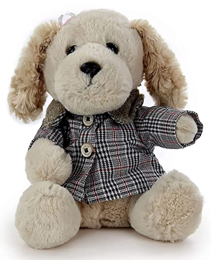 LOFA Puppy -in-The-Jacket Plush Toy
