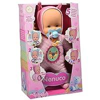 Nenuco Muñeco con Funciones, Color Rosa (Famosa 700012664)