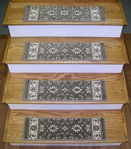 Attrayant 149701   Rug Depot Premium Carpet Stair Treads   26u0026quot; X 7.5u0026quot; Stair  Treads