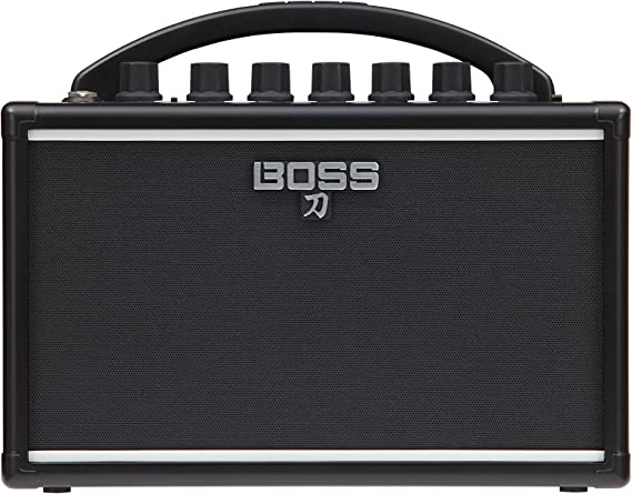 BOSS Katana Compact 7-Watt Guitar Amplifier (KTN-Mini)
