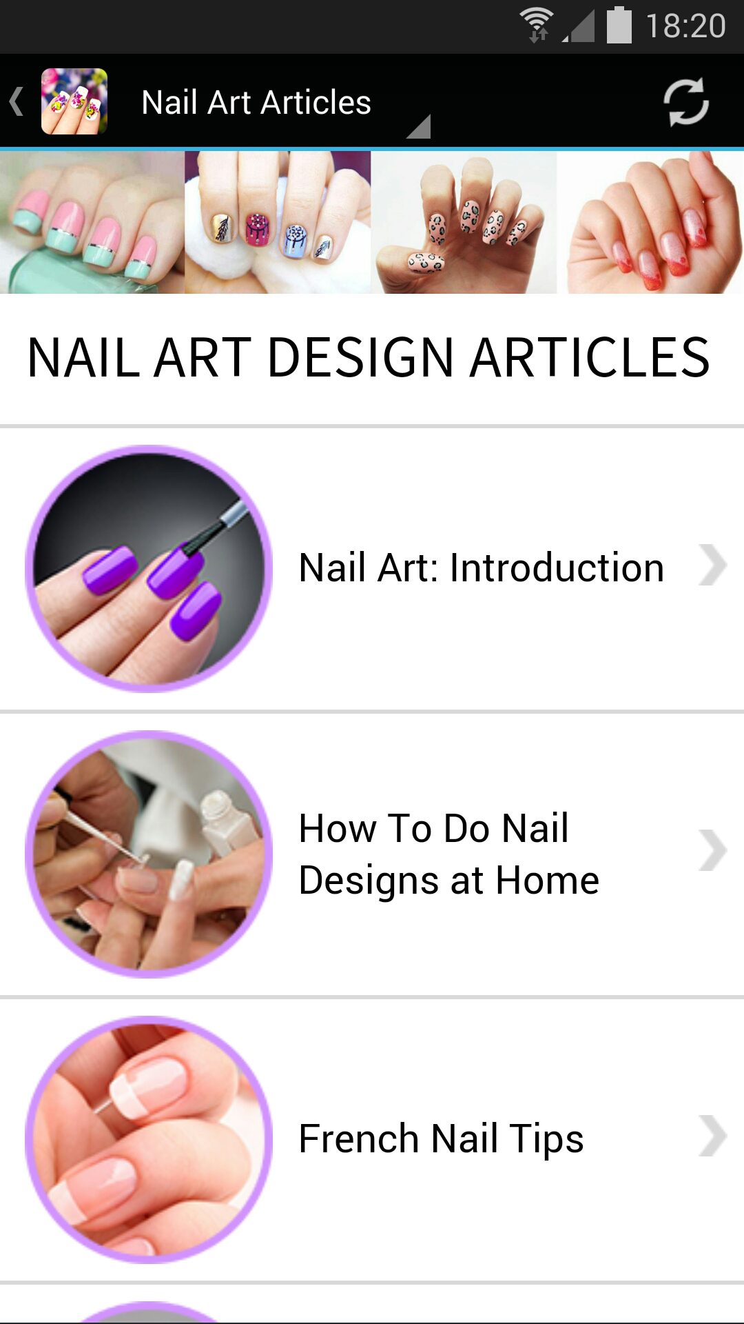 Amazon hot nail art designs appstore for android 000 prinsesfo Image collections