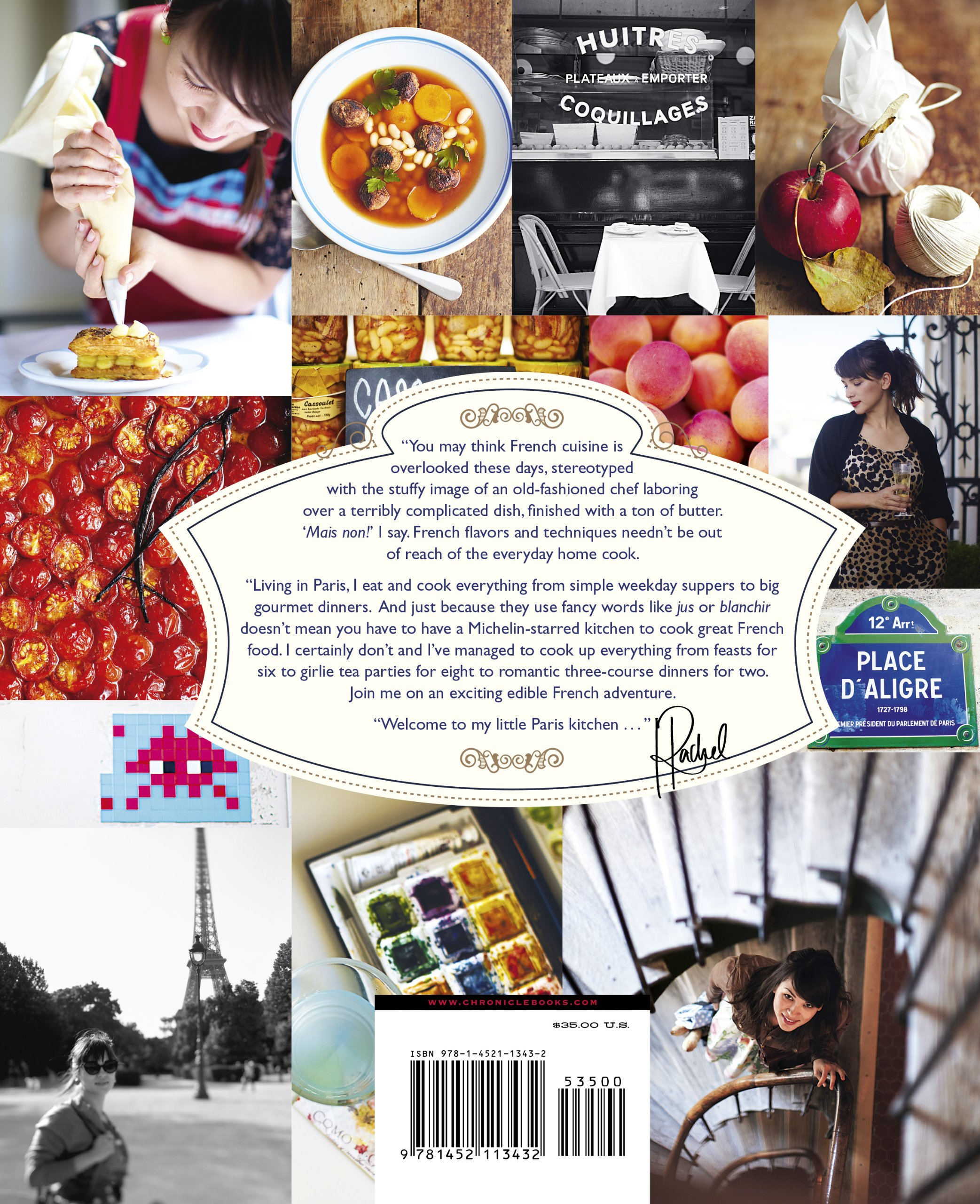 The Little Paris Kitchen: 120 Simple But Classic French Recipes ...