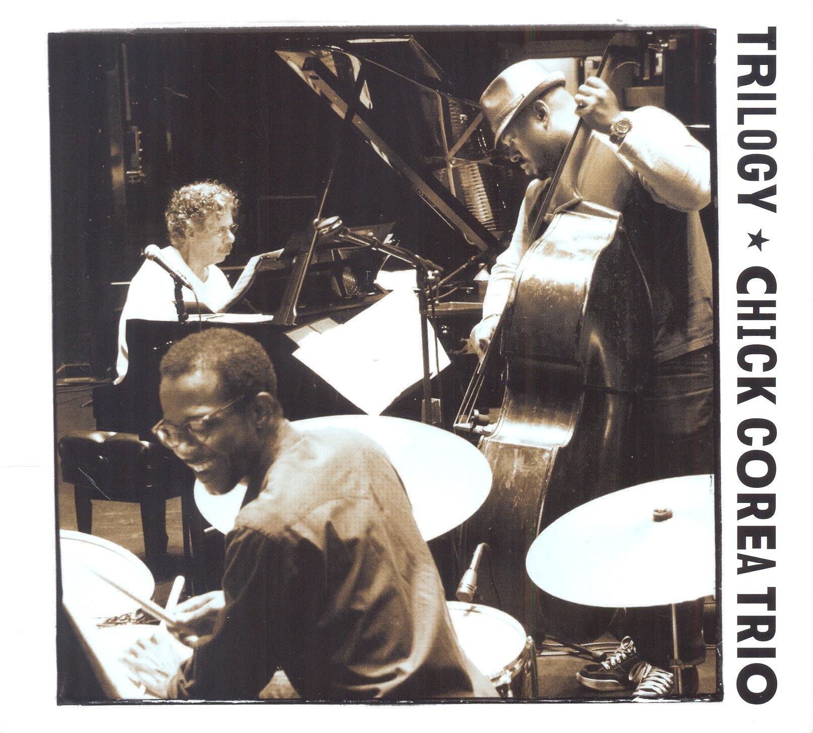 CD : Chick Corea - Trilogy (Digipack Packaging, 3 Disc)