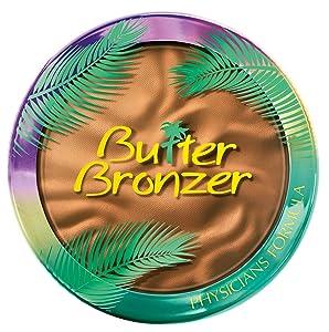 Physicians Formula Murumuru Butter Bronzer, Sunset Bronzer, 0.38 Ounce