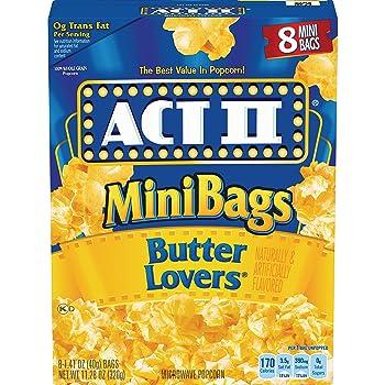 ACT II Butter Lovers Popcorn Kernel