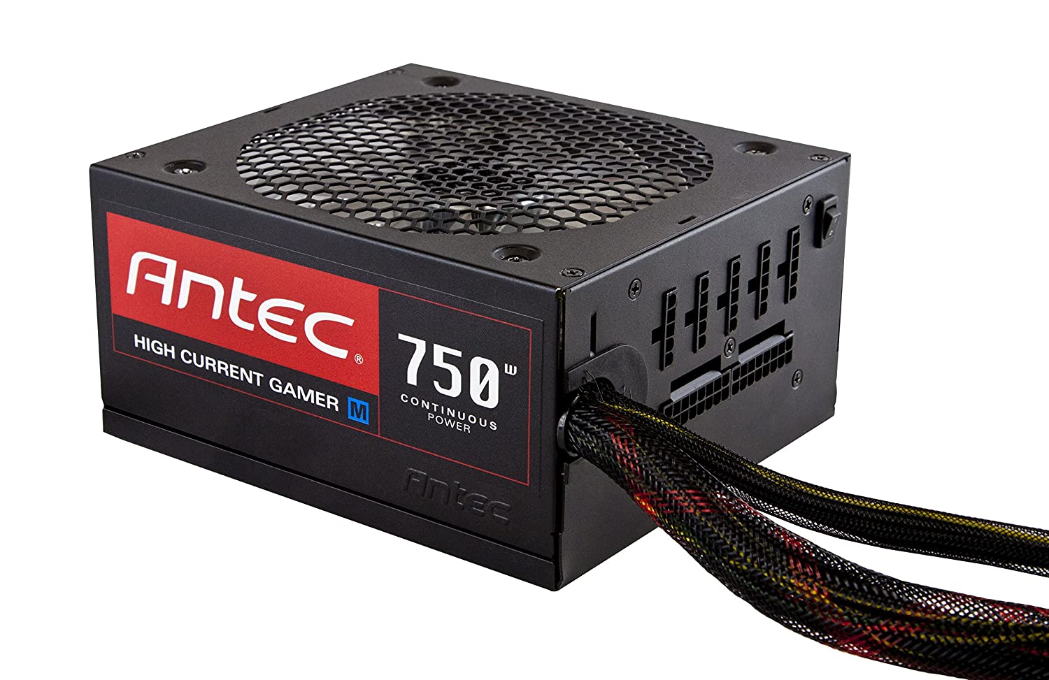 Antec High Current Gamer Atx12v Eps12v 750 Power Supply Hcg M Computers Accessories