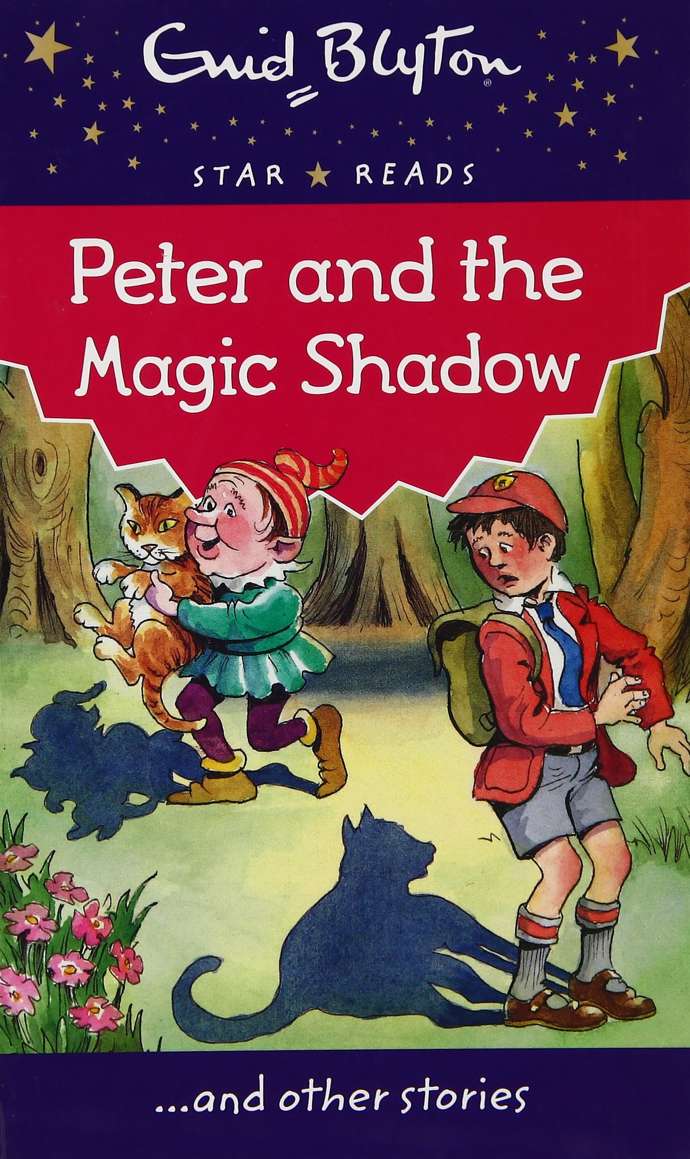 Download Peter and the Magic Shadow (Enid Blyton: Star Reads Series 3) pdf