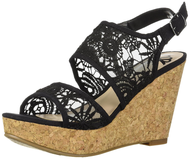 Fergalicious Women's Krazy Wedge Sandal by Fergalicious