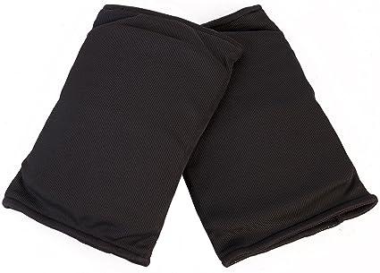 c7539ed11500 Amazon.com : Kneepads for Dance, Cheerleading, and All Sports Black ...