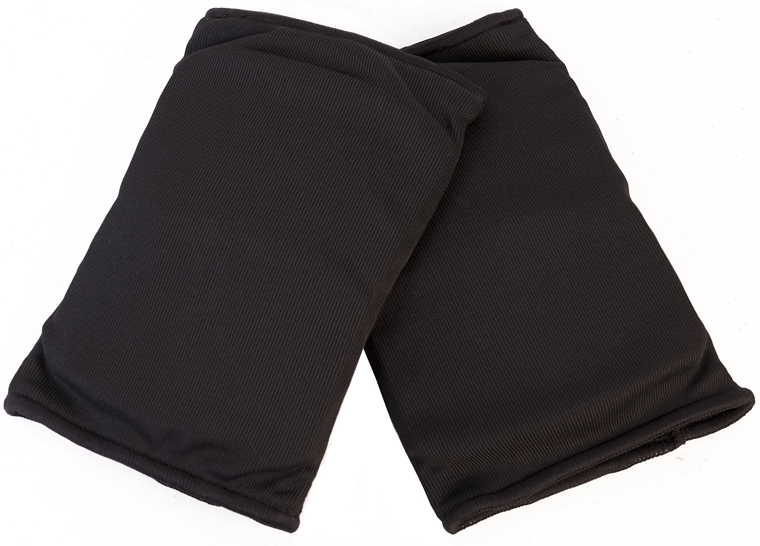 Danshuz Unisex Dance Comfort Knee Pads XS BLACK