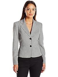 2b0e3d1d368 Kasper Women s Petite Size 2 Button Jacket