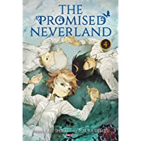 The Promised Neverland - Volume 4