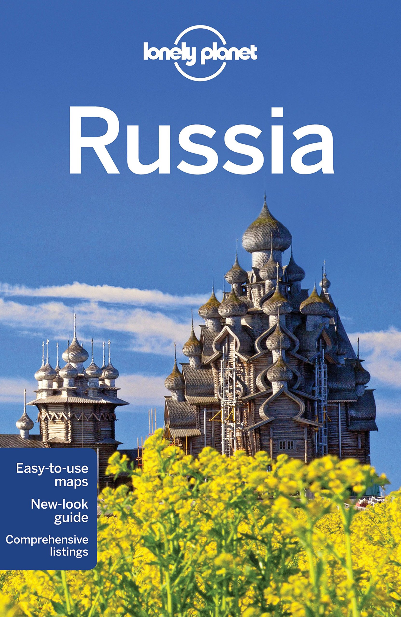 Lonely Planet Russia Travel Guide product image