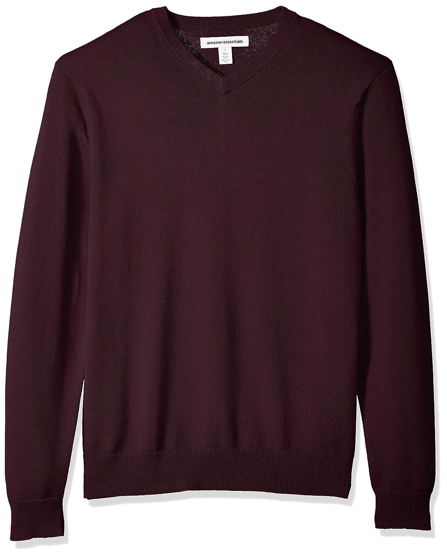 Pullover-Sweaters Uomo Essentials Maglione con Scollo A V