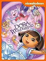 Dora The Explorer In Wonderland