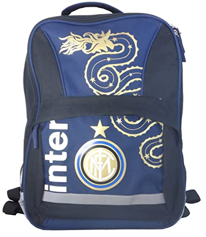 Inter Milan F.C. - Mochila, diseño del Inter de Milán
